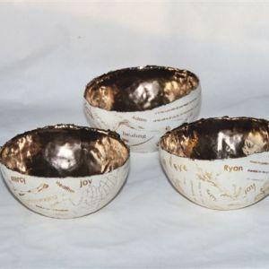 3 prayer bowls - Dec 06