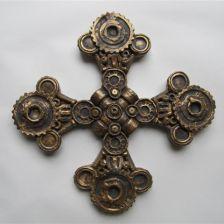 Cross - gold 001
