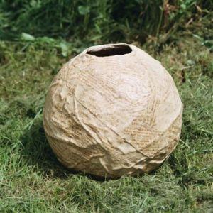 Large Spherical Form - 05