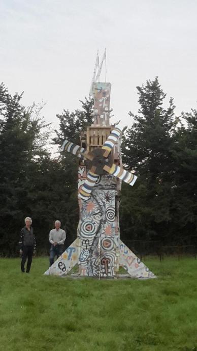 windmill finale